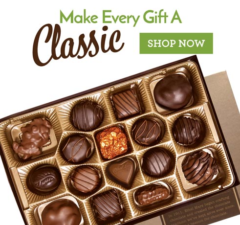 Classic Collection from Ethel M Chocolates