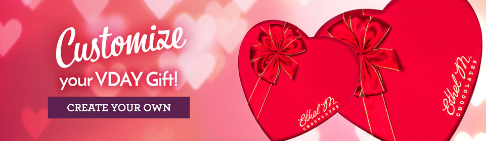 Customize your own VDay Gift!