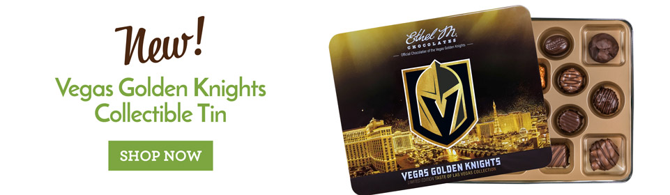 Vegas Golden Knights Collectible Tin