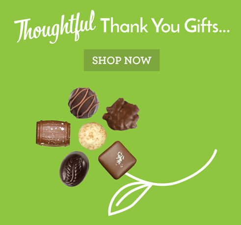 Shop thank you gifts