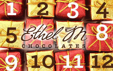 12 Gifts of Ethel M