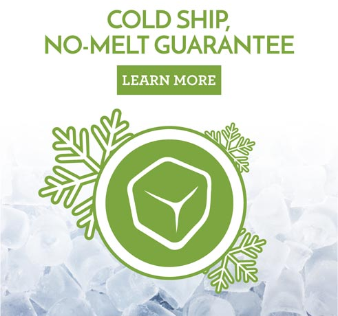 Summer Ship, No-Melt Guarantee. Click to Learn More
