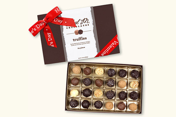 Valentine's Day Truffle Collection