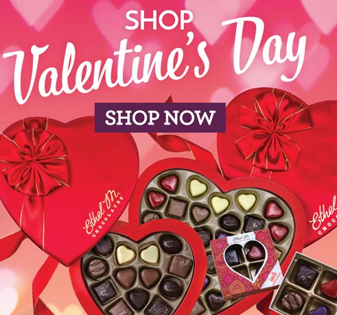 Shop our Valentine's Day Collection