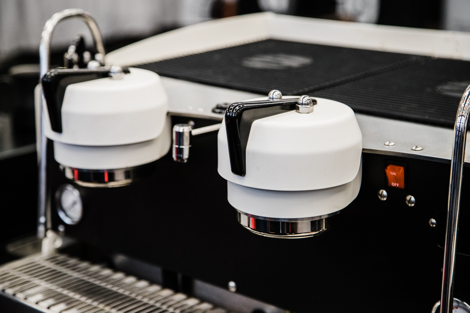 Synesso S200 group actuators