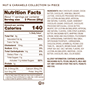 24 piece nuts and caramels nutrition facts and ingredients