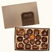 Ethel_M_Chocolates_16_Piece_Single_Layer_Classic_Chocolates_Collection_Open_Box_Overhead_View