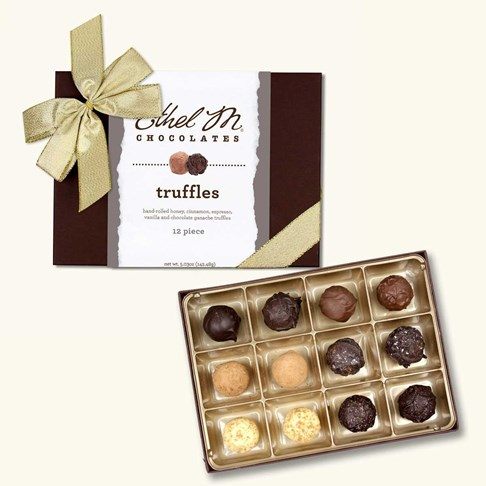 12pc truffle collection