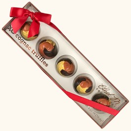Ethel_M_Chocolates_5_Piece_Cognac_Truffle_Sampler_Box_Overhead_View