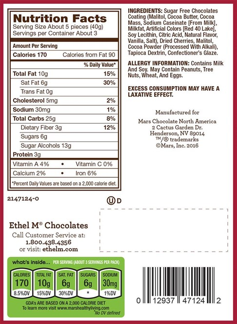 Ethel_M_Chocolates_No_Sugar_Added_Milk_Chocolate_Dipped_Cherries_Nutrition_Label