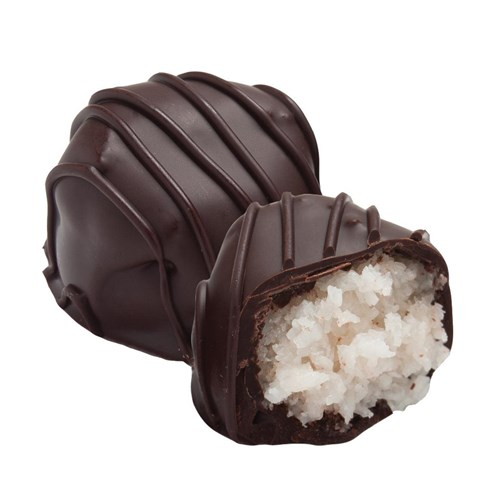 Ethel_M_Chocolates_Dark_Chocolate_Coconut_Delight_Individual_Piece_With_Internal_View