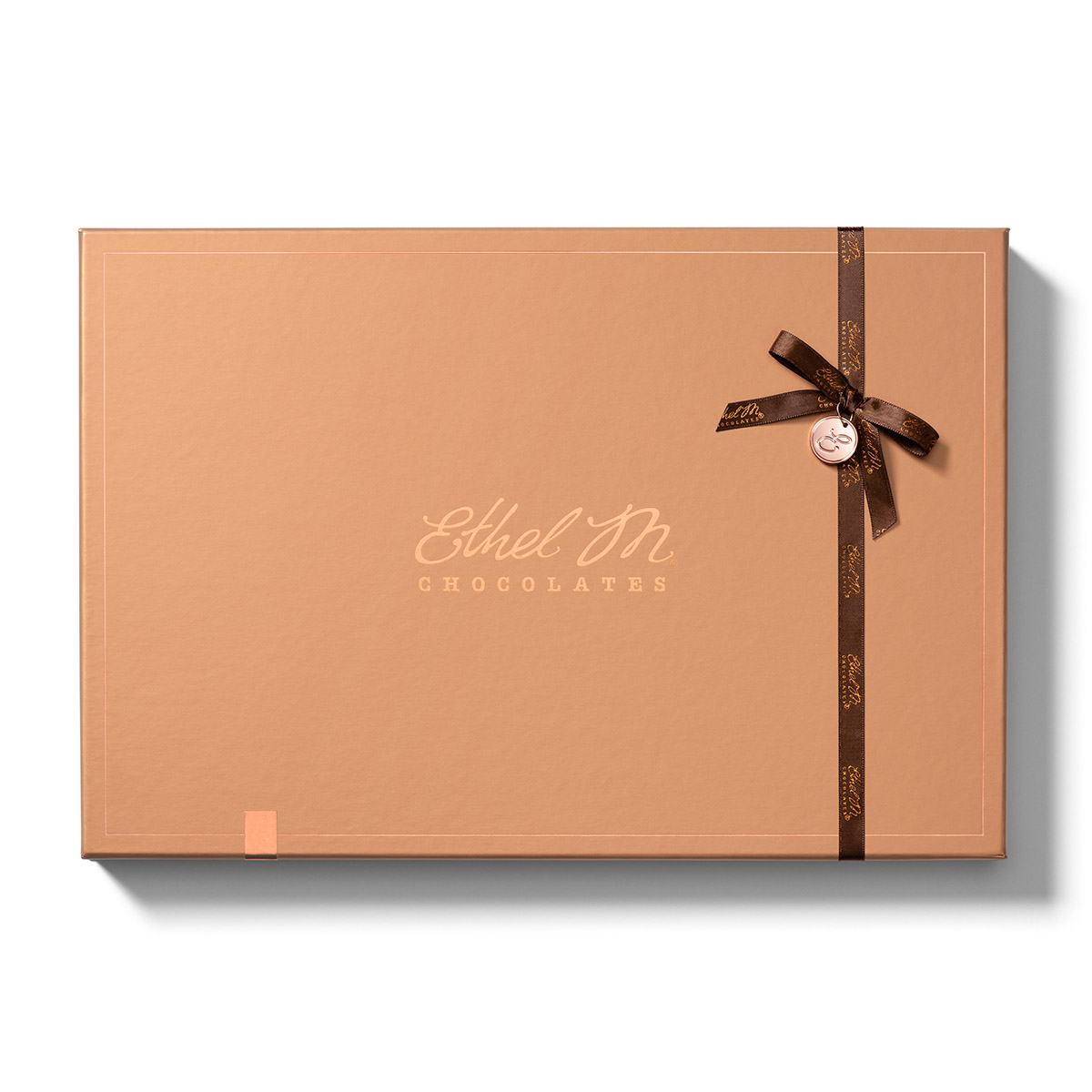 Ethel M Custom Collection, Large, Copper Box