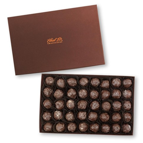 40 piece honey and cinnamon truffle box