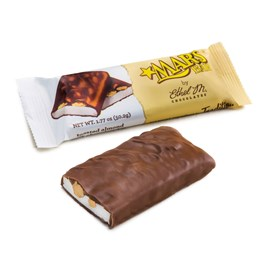 mars milk chocolate almond nougat bar