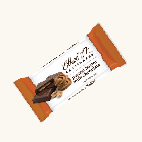 Ethel_M_Chocolates_Individually_Wrapped_Premium_Milk_Chocolate_Peanut_Butter_Bar_Overhead_View