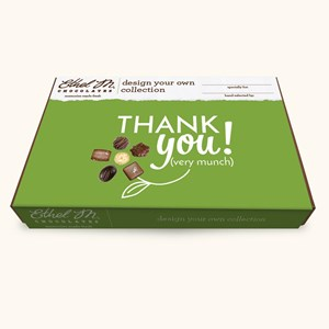 Ethel_M_Chocolates_Design_Your_Own_Thank_You_Single Layer_Collection_Box_With_Front_View