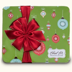 Design Your Own Festive Green Tin