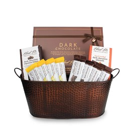 Dark Chocolate Basket