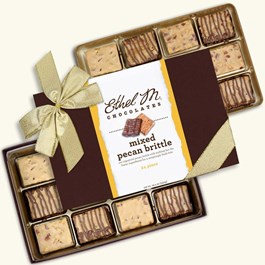 24pc Mixed Pecan Brittle Collection