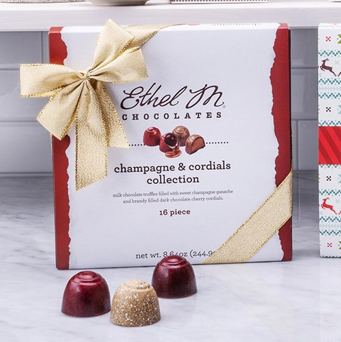 Ethel_M_Chocolates_16_Piece_Champagne_And_Cherry_Cordials_Box_Front_View