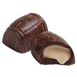 Ethel_M_Chocolates_Dark_Chocolate_Bourbon_Creme_Liqueur_Individual_Piece_With_Internal_View