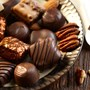 Ethel_M_Chocolates_Nut_And_Caramel_Collection_On_Plate