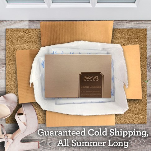 Ethel_M_Chocolates_Ice_Packed_Shipping_Box_Open_Overhead_View