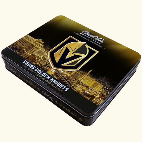 vegas golden knights tin