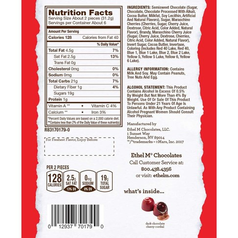 Ethel_M_Chocolates_12_Piece_Cherry_Cordial_Collection_Nutrition_Label