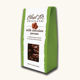 Ethel_M_Chocolates_Milk_Chocolate_Covered_Pecans_In_A_Bag_Front_View