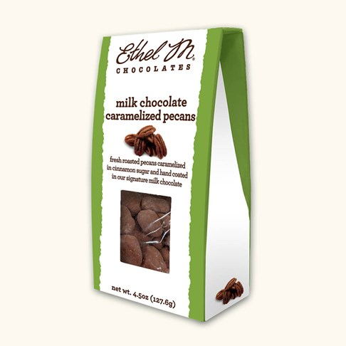 Ethel_M_Chocolates_Milk_Chocolate_Covered_Spiced_Pecans_In_A_Bag_Front_View