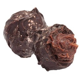 Ethel_M_Chocolates_Dark_Chocolate_Cinnamon_Truffle_Individual_Piece_With_Internal_View