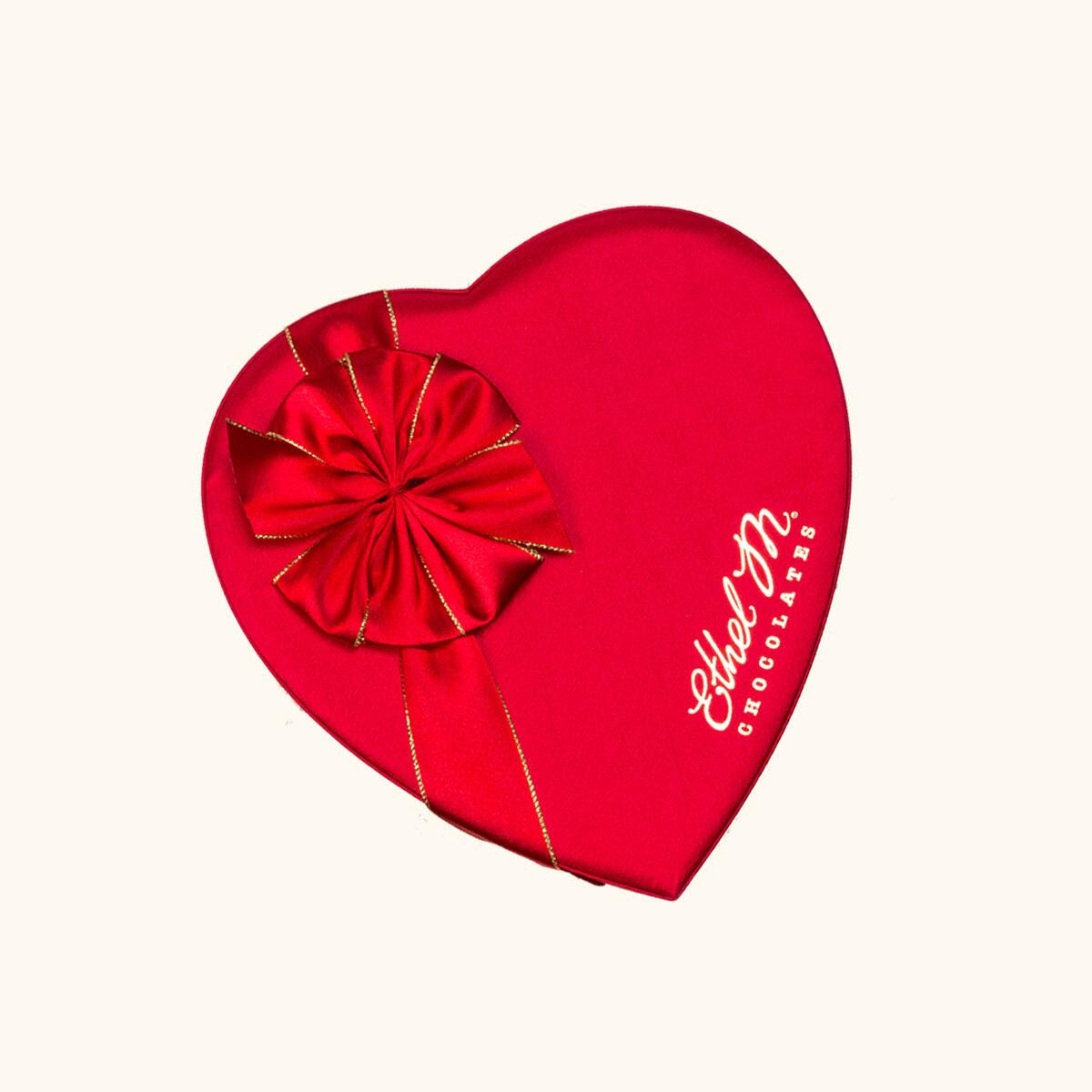Design Your Own MEDIUM HEART Chocolate Assortment, 15-25 Total Pieces