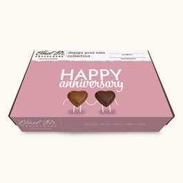 Design Your Own Happy Anniversary Double Layer Collection