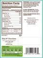 Nutrition Facts, Allergy and Ingredients on our Sugar Free Panned Item.