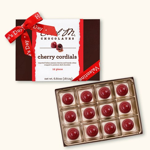 12pc Cherry cordial Collection