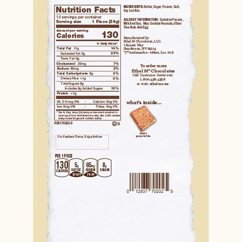 Ethel_M_Chocolates_Classic_Pecan_Brittle_Collection_Nutrition_Label