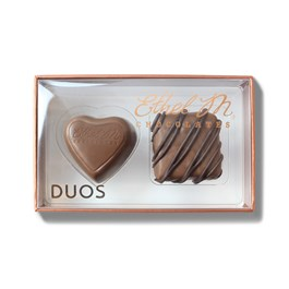 2-piece Milk Chocolate Duo box