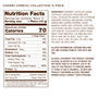 cherry cordial nutrition facts