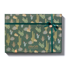 Mix and Match your Most Favorite Ethel M Chocolate Pieces in this Elegant Cactus Custom 24 Piece Gift Box.