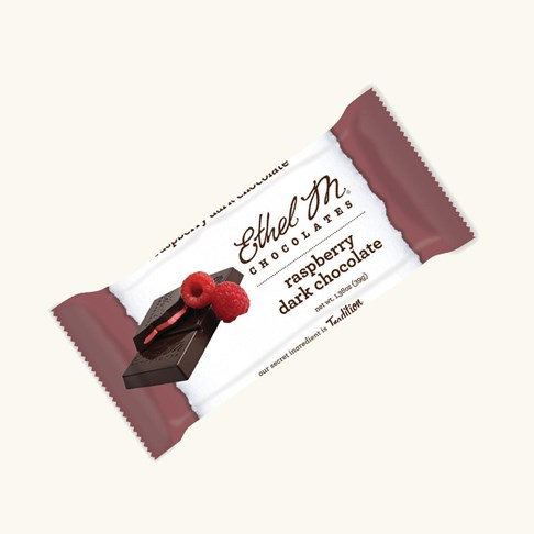 Premium Dark Chocolate Raspberry Bar