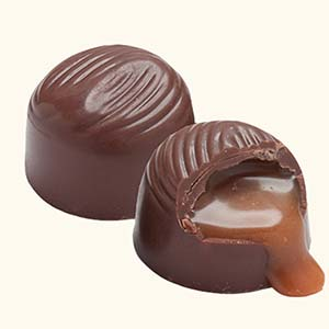 Milk Chocolate creamy caramel