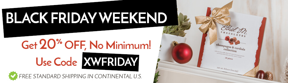 Black Friday Weekend, Get 20% off, no minimum! Use code XWFRIDAY