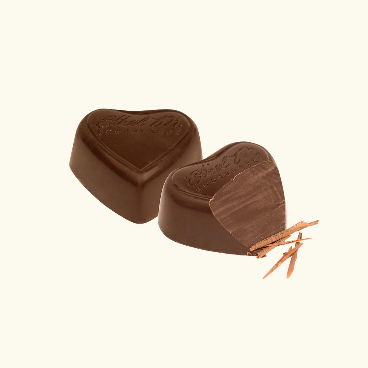 Ethel_M_Chocolates_Solid_Milk_Chocolate_Heart_Shaped_Individual_Piece_With_Internal_View