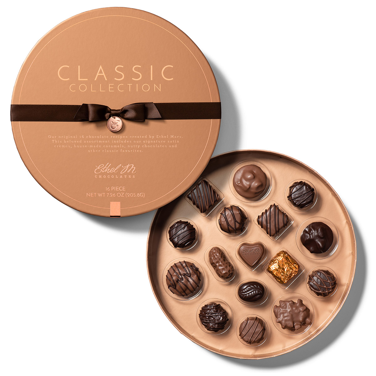 classic collection chocolate box