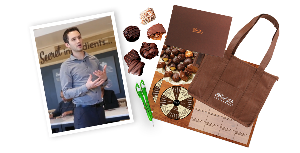 Chocolate Tasting Kit Image