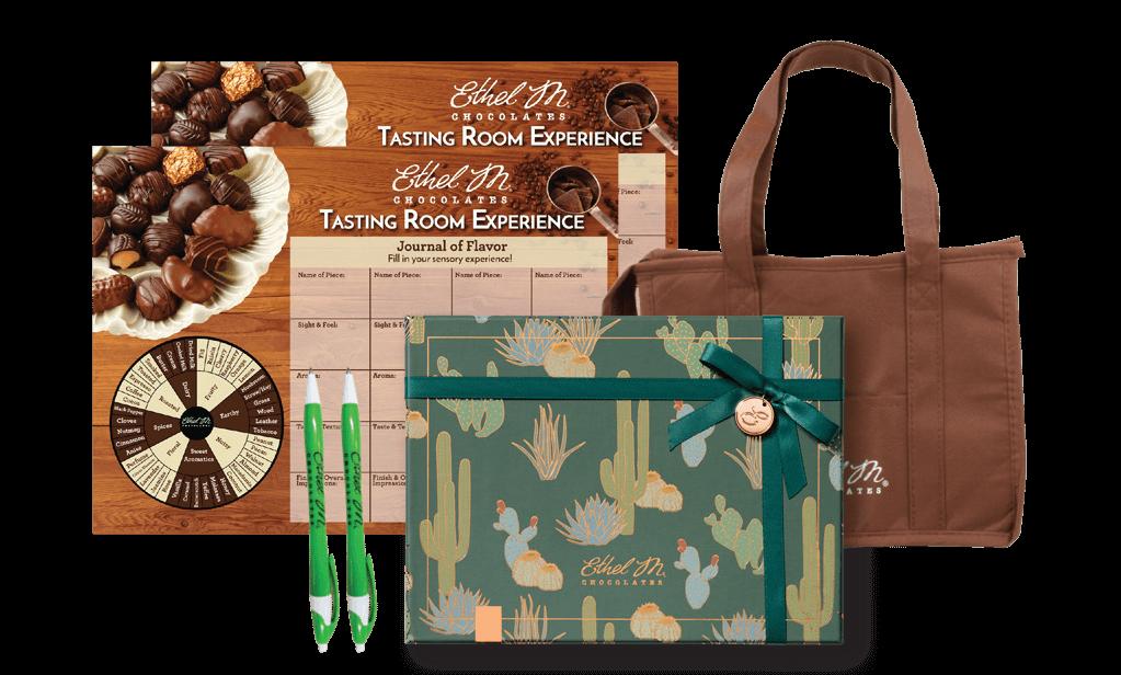 chocolatier's choice tasting bundle