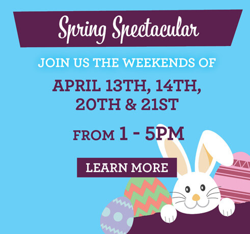 Learn More about our Spring Spectacular Event