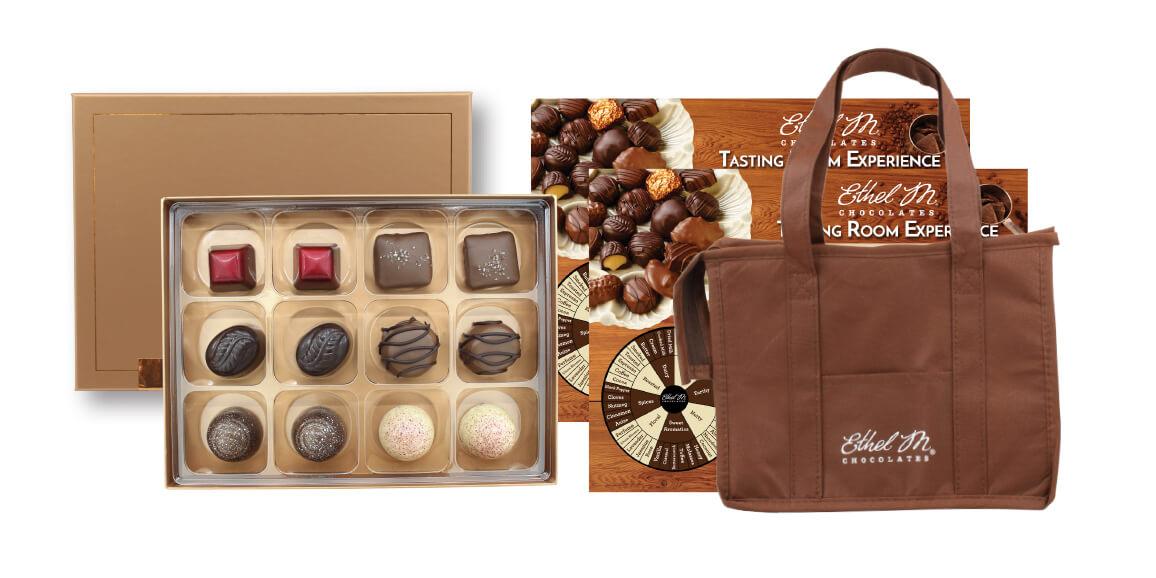 Nut Free tasting bundle