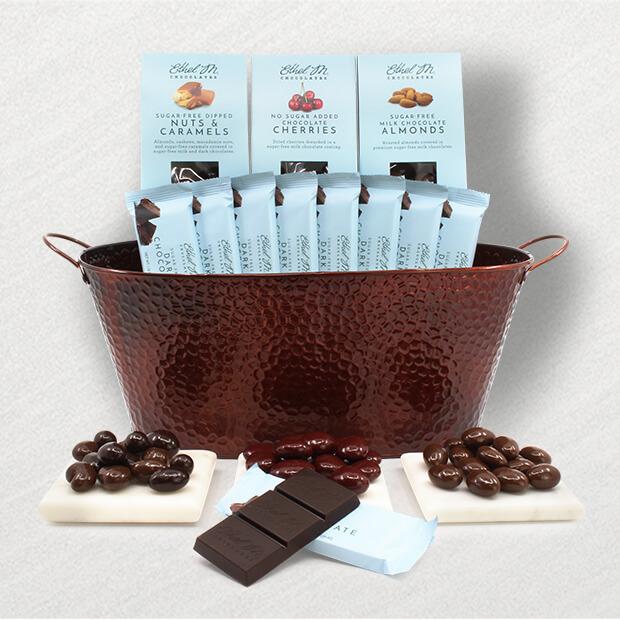 Sugar Free Gift Basket
